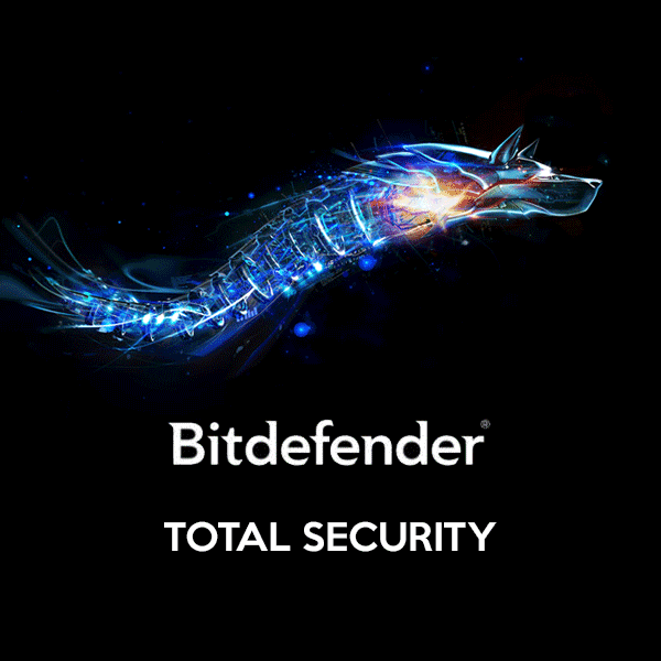 Bitdefender Total Security 2019