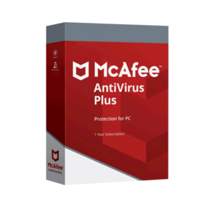 McAfee Antivirus Plus 2019