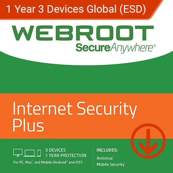1 Year 3 Device Global (ESD)