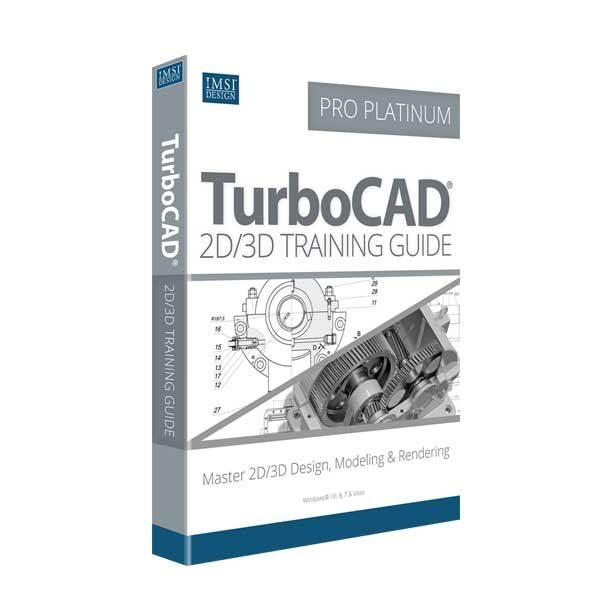2D3D-Training-Bundle-for-TurboCAD-Pro-Platinum-2018-Box