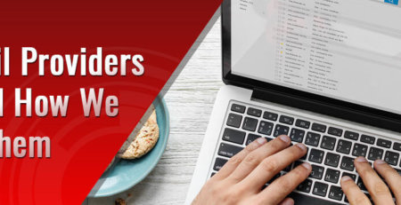 we listed 3 of the best email service providers you can also use.