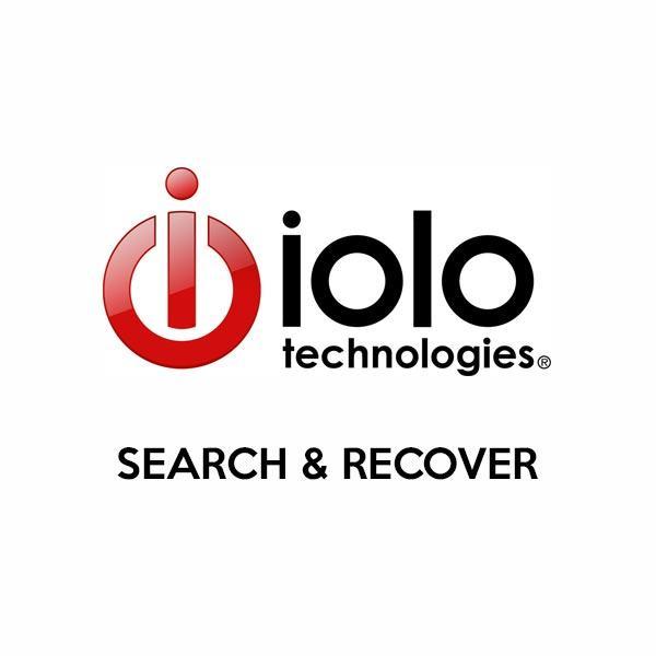 Iolo Search & Recover