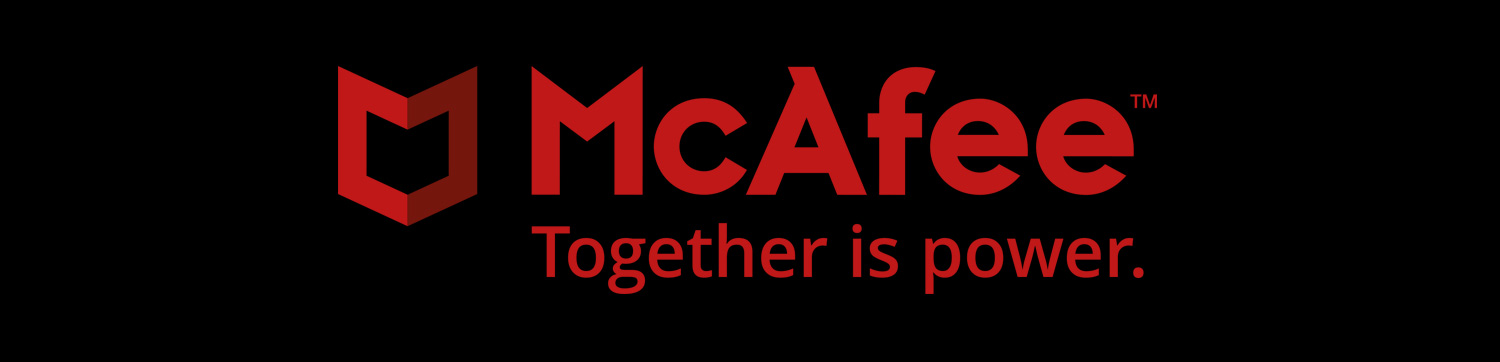 McAfee-Banner