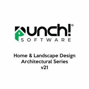 Punch Home & Landscape Design Architectural Series v21