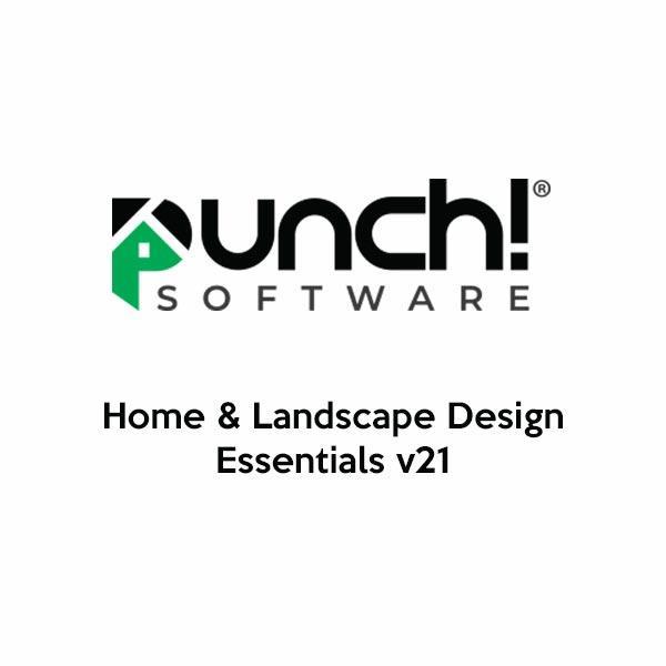 Punch Home & Landscape Design Essentials v21