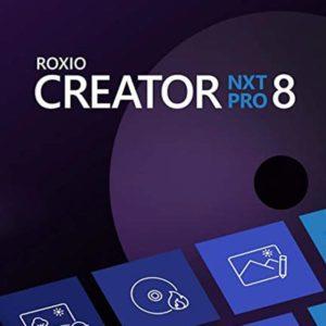 Roxio Creator NXT Pro 8