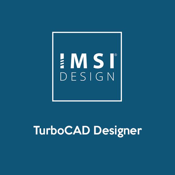 TurboCAD Designer 2019