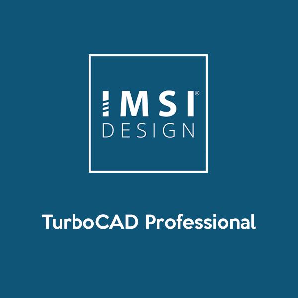 TurboCAD Professional 2019