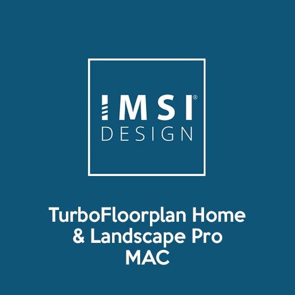 TurboFloorplan Home Landscape Pro Mac