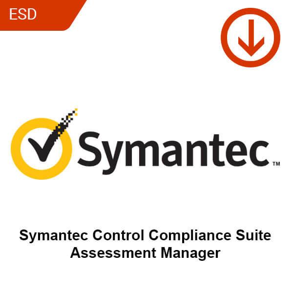 Symantec Control Compliance Suite Assessment Manager – 1