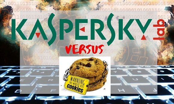 kaspersky antivirus software can scan online threats which may include hidden threats in web cookies