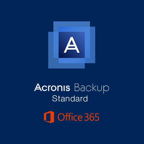 Acronis Backup Standard Office 365