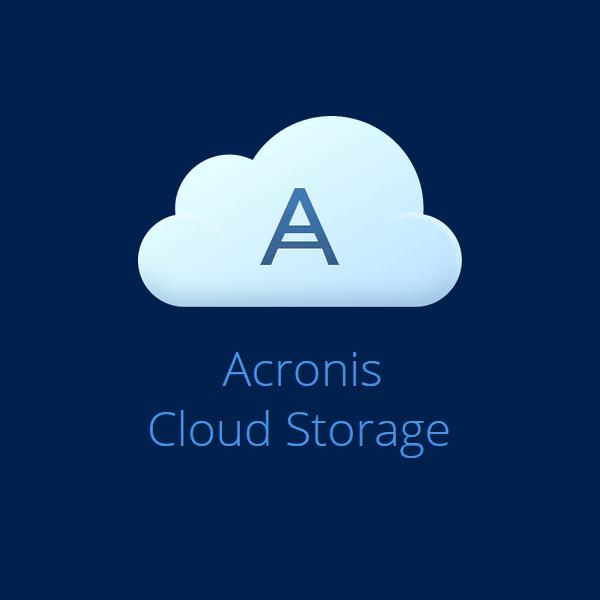 Acronis Cloud Storage, Softvire