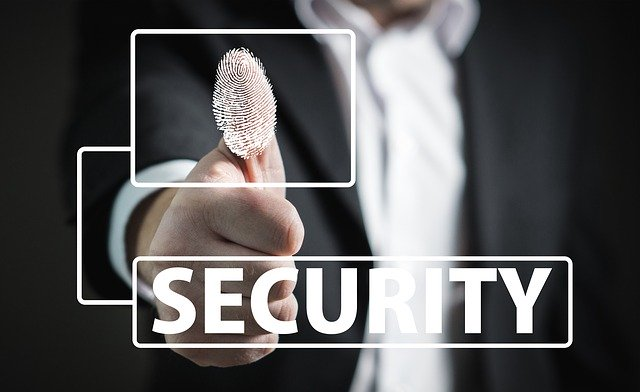 hire a security expert to setup your web security