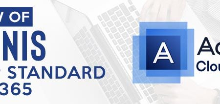 A Review of Acronis Backup Standard Office 365