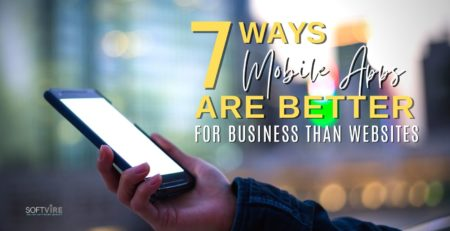 7 Ways Mobile Apps are Better for Business than Websites - Twitter - Softvire Australia