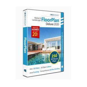 FloorPlan Home & Landscape Deluxe 2020