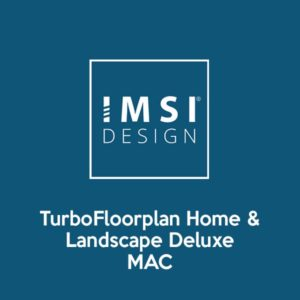 TurboFloorplan Home Landscape Deluxe Mac