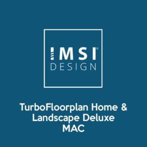 TurboFloorplan Home Landscape Deluxe Mac