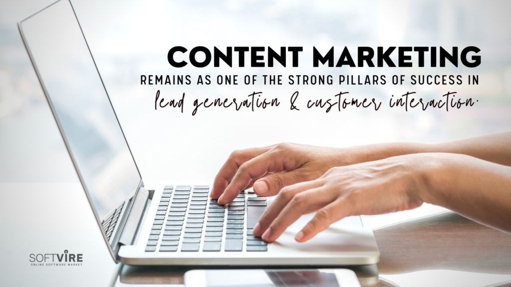 6 Content Marketing Trends to Watch in 2021 - Twitter Quote