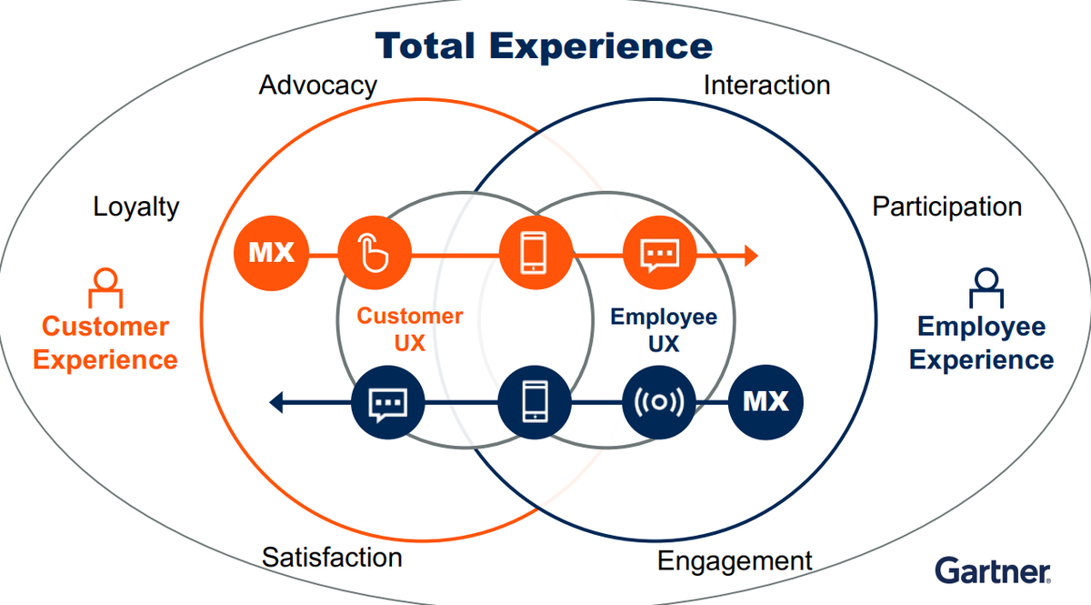 Total Experience, Softvire