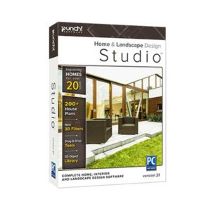 Punch Home & Landscape Design Studio v21