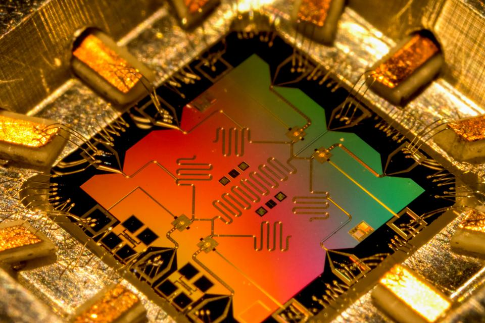 Quantum technology, Softvire