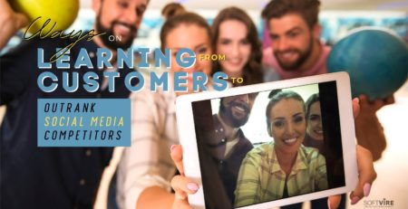 Ways on Learning from Customers to Outrank Social Media Competitors - Twitter