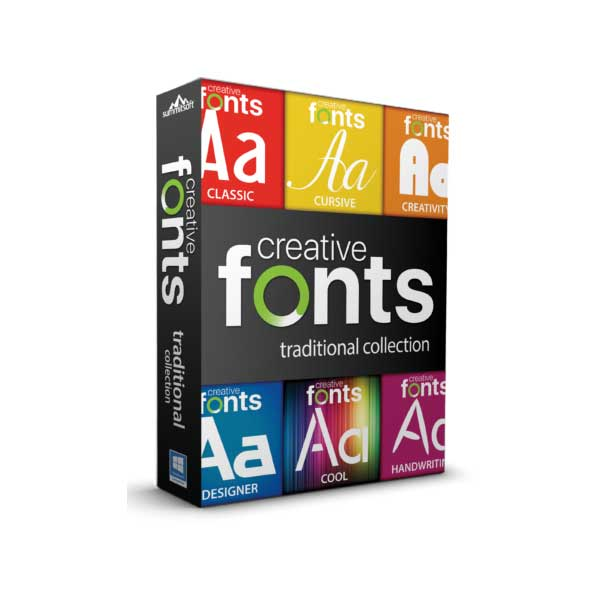 Creative-Fonts-Traditional-Collection-Box