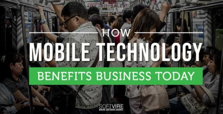 how mobile technoogy benefits businesses today