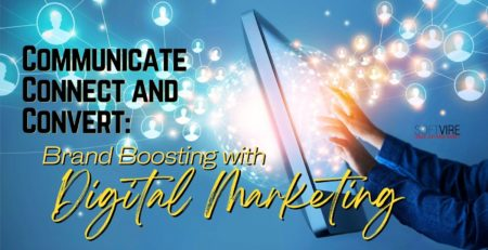 Communicate, Connect and Convert with Digital Marketing - Softvire AU