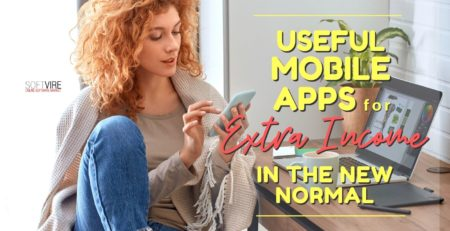 Useful Mobile Apps for Extra Income in the New Normal - Softvire Australia